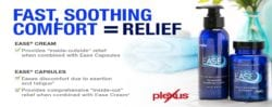 plexus ease cream and capsules
