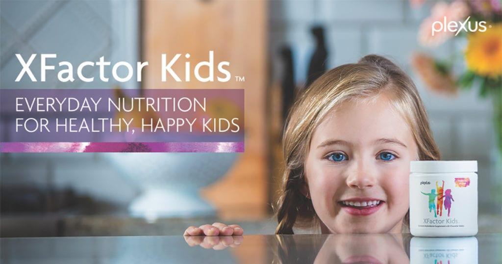 plexus xfactor kids brochure