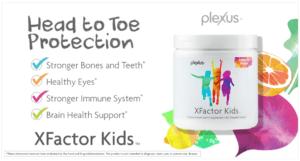 plexus xfactor kids head to toe protection